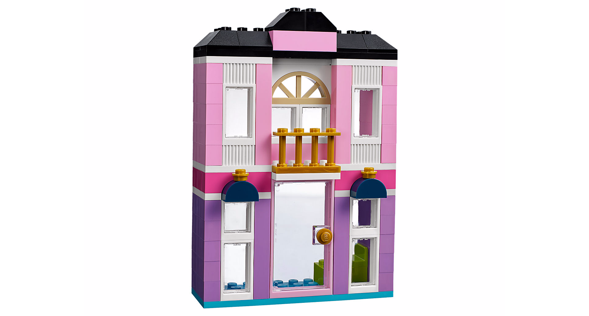 lego classic bo te de constructions urbaines. Black Bedroom Furniture Sets. Home Design Ideas