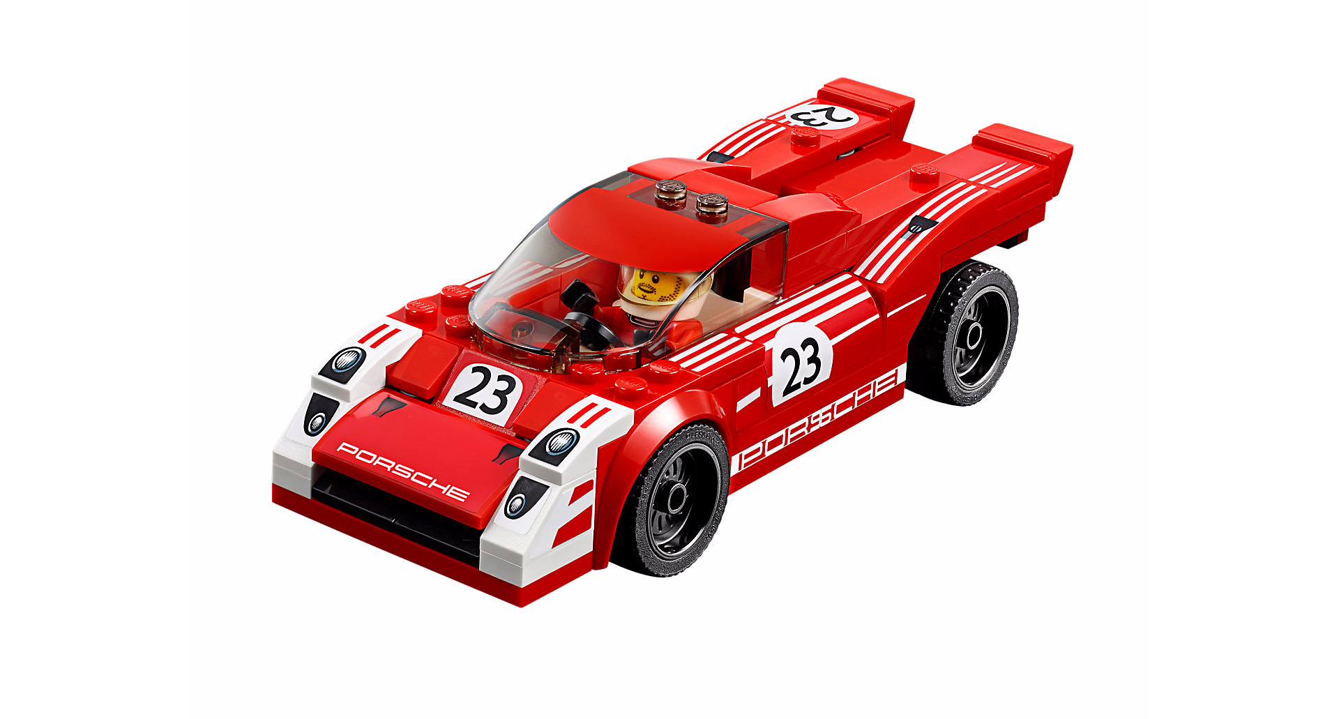 lego speed le stand de la porsche 919 hybrid et 917k. Black Bedroom Furniture Sets. Home Design Ideas